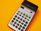 DATAMATH CALCULATOR MUSEUM - Omron 12 SR - NON HP RPN SCIENTIFIC
