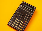 DATAMATH CALCULATOR MUSEUM - Texas Instruments TI-45 - SCIENTIFIC AND GREEN VFD