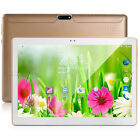 Dual SIM android tablet 10 inch Wi-Fi quad core Tablet IPS 16GB HD 2Camera HQ