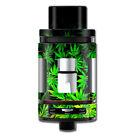 Skins Decals for Smok Mini TFV8 Big Baby Beast Tank Vape Mod / weed gonja