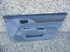 R975096XNW 02-06 MITSUBISH LANCER RIGHT FRONT DOOR PANEL GRAY W/ SWITCH #TOP-1D