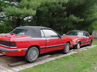 1989 Chrysler LeBaron  TWO 1989 CHRYSLER LEBARON CONVERTIBLES