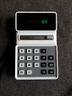 Vintage 1970's Mod era PANASONIC 833 Electronic Calculator Works Model JE-833U