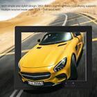 "S801 8"" TFT LCD HD Color Monitor Screen Video Audio VGA BNC For PC CCTV DVD VCD"