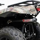 EVO U Full Exhaust Big Gun 12-4653 Kawasaki Brute Force 650 & 750