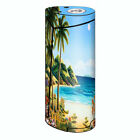 Skins Decals for Smok Priv V8 60w Vape / Beach Water Palm Trees