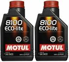 Motul 8100 0W20 Eco-Lite Engine Oil 2 Liter