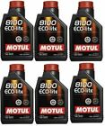 Motul 8100 0W20 Eco-Lite Engine Oil 6 Liter