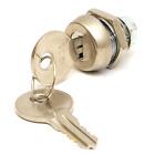 Larson Boat Glove Box Lock   5/8 Inch W/ Keys