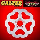 Galfer Rear Solid Wave Rotor For 2012-2013 HD XL 1200 V Seventy Two DF681W