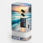 Skins Decals for Sigelei Fuchai Glo Vape / sunset on beach