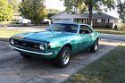 "1968 Chevrolet Camaro SS 1968 Chevrolet Camaro 383 T56 6 Speed 9"""
