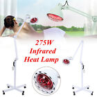 275W 360° Floor Stand TDP Infrared Therapy Heat Lamp Pain Relief Physiotherapy