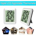 Digital LED Thermometer Indoor Hygrometer Temperature Humidity Weather Meter