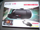 EVO VR Virtual Reality Headset for iPhone & Android Smartphones - 360°
