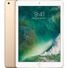 "Apple New iPad 2017 9.7"" 128GB Wi-Fi Only - Gold UU"
