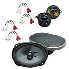 Fits Oldsmobile Eighty-Eight 1986-1991 Factory Upgrade Harmony Premium Speakers