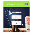 Wemo Mini Smart Plug 2-pack