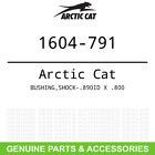 OEM Arctic Cat BUSHING SHOCK-.890ID X .800 1604-791