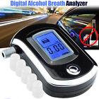 Digital Breath Alcohol Tester Analyzer Detector Breathalyzer Test LCD Universal