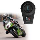 Motorcycle Motorbike BT Intercom Full Duplex Helmet Headsets EDR Interphone 500M