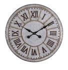 IMAX Home 74225 Gilbert Galvanized Clock