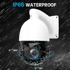 Outdoor 2.0MP Security AHD 1080P Speed Dome PTZ Camera HD Analog 20X ZOOM
