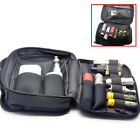 Multi-function Double-deck Vape Pocket Storage Bag DIY Tool Carry Bag Case Kits