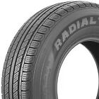 4 New ST185/80-13 Carlisle Radial Trail HD 8 Ply Radial Trailer Tires 185 80 13