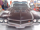 1970 Buick GS 455  1970 Buick GS 455 Convertable Triple Black Numbers Matching.