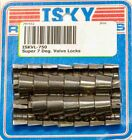 Isky 7 Deg Valve Lock 11/32 in. Valve Stem 0.050 in. More Height 32 pc VL-750