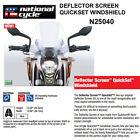 YAMAHA XVS1100/1000 VIRAGO NATIONAL CYCLE DEFLECTOR QUICKSET WINDSHIELD N25040