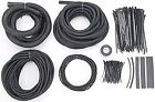 JEGS 10658 Flexbraid Wire Cover Kit