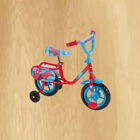 MARVEL SPIDER-MAN 10 INCH BOYS PEDAL CYCLE BIKE FOR TODDLERS ASSEMBLY REQUIRED
