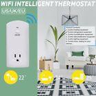 WiFi Wireless Temperature Humidity Remote Control Smart Timing Switch US/EU/UK L