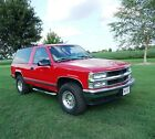 1999 Chevrolet Tahoe  1999 Chevy Tahoe two door 4 x 4 MADE TO PERFECT!!!!