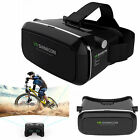 3D VR Virtual Reality Glasses For Samsung Galaxy S8 S7 S6 S5 Note 8 iPhone X 8