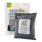 Moso Natural Air Purifying Bag 200g. Naturally Removes Odors, Allergens And And