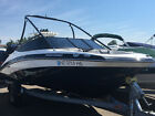 Yamaha AR-192 (Jet Boat, supercharger, speed boat, wakeboard, 19ft)