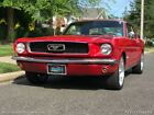 Mustang -- 1966 Ford Mustang
