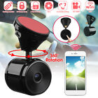 ☆ WIFI Vehicle HD 140° Car DVR Camera Video Recorder G-sensor Night Vision 32GB