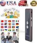 Easy Trans Smart Language Translator 33 Languages Instant Voice Speech Bluetooth