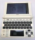 Casio Ex-Word DataPlus 8 XD-U6600 Electronic Dictionary - White  20-9D