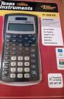 Texas Instruments TI 30X IIS Still sealed New calculator scientific  black