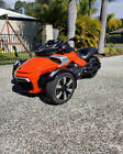 2016 Can-Am F3S SE6  2016 Can-Am Spyder F3 SE   6 speed semi automatic just serviced