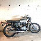 1971 BSA A65 Thunderbolt  BSA A65 Thunderbolt 1971 Original  Motorcycle /  Cafe racer / desert sled