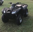 2008 Honda FOURTRAX RANCHER 4X4 ES EFI Fourwheeler ATV