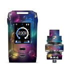 Skins Decals for Smok Species Kit Vape / Rainbow Bubbles Colorful