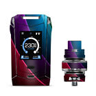 Skins Decals for Smok Species Kit Vape / Abstract Colorful Panels