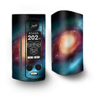 Skin Decal for Wismec Reuleaux RX Gen3 Dual Vape / Universe Wormhole Outer Spac